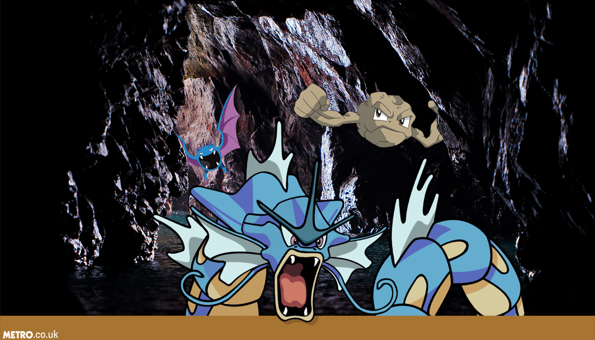 Pokemon GO players stranded 100ft underground in caves while searching for characters Picture: Alamy - Credit: METRO/mylo