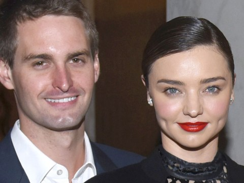 'I said yes!' Miranda Kerr confirms engagement to Snapchat CEO Evan Spiegel