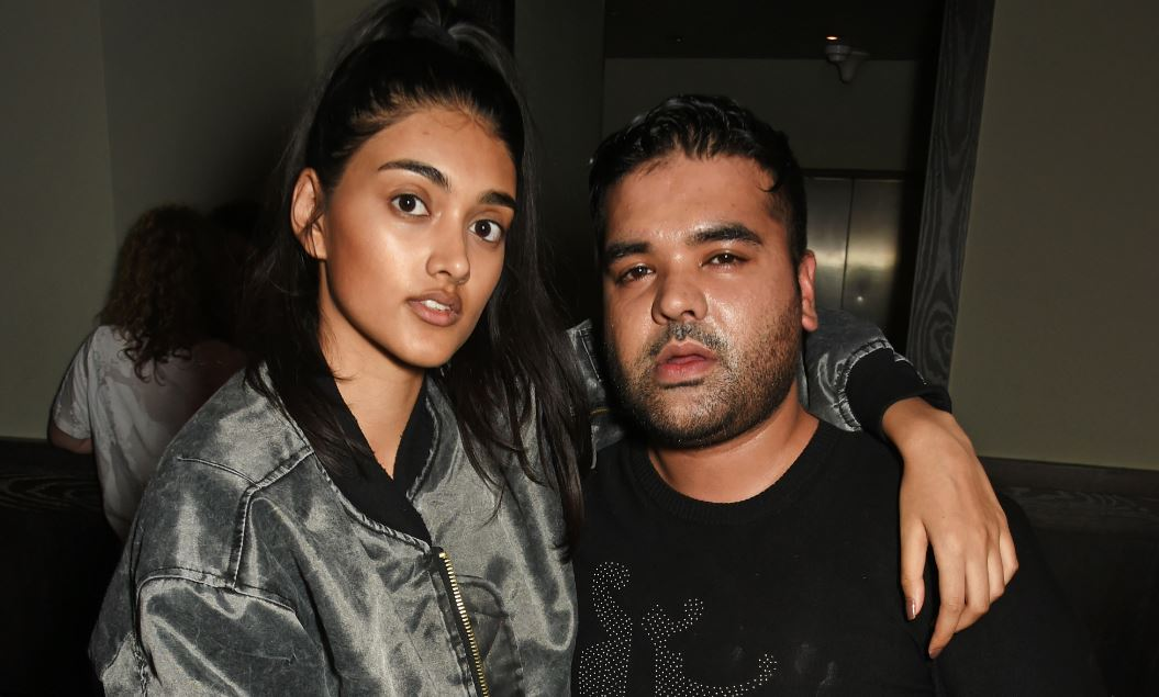 Naughty Boy hangs out with Zayn's ex Neelam Gill at Massive Attack after-party