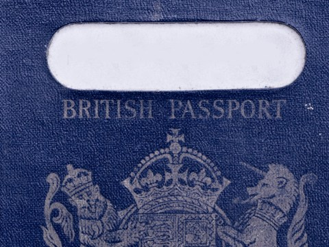 Here's how our British passport could look following Brexit