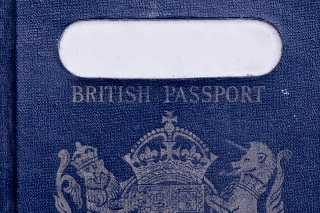 How British Passports will look following Brexit