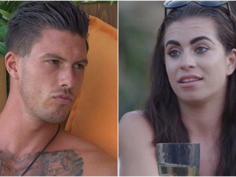 Love Island: Katie moves on from Sophie and snogs Adam instead