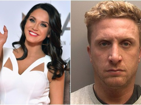 Vicky Pattison's ex-boyfriend James Morgan has been jailed for drink and drug-fueled burglary