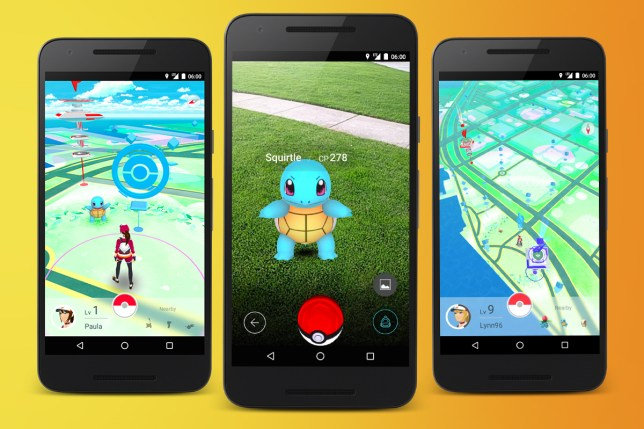 How to get Pokemon Go in the UK