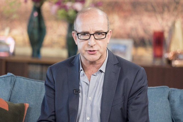 EDITORIAL USE ONLY. NO MERCHANDISING Mandatory Credit: Photo by Ken McKay/ITV/REX/Shutterstock (5541290be) Paul McKenna 'This Morning' TV show, London, Britain - 15 Jan 2016 PAUL MCKENNA Phone In Paul McKenna take your calls. For further help or support, there are details of organisations on our website itv.com