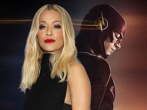 Rita Ora is in the running for a role in The Flash movie