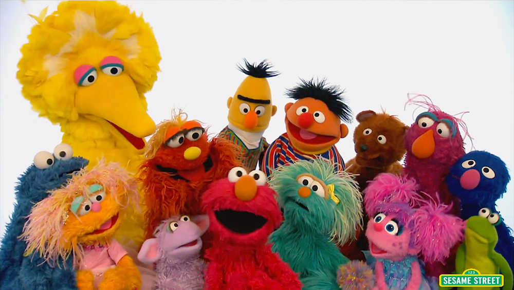 Sesame Street will lose three major characters after they were axed from the show