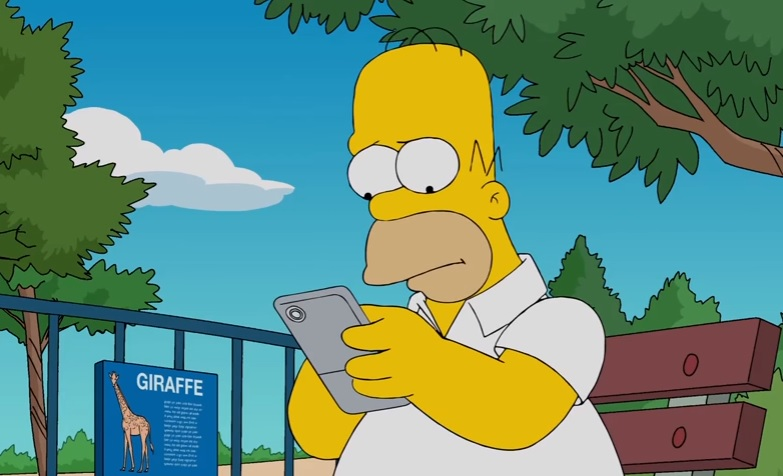 The Simpsons get round to Pokemon Go as Homer risks Bart's life for a Rattata