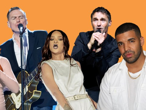 10 other songs apart from Drake's One Dance that basically stayed at number one in the charts for ever