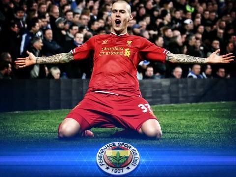 Fenerbahce confirm signing of Liverpool defender Martin Skrtel