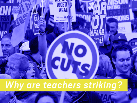 #NUTstrike: Everything you need to know about the teacher strike