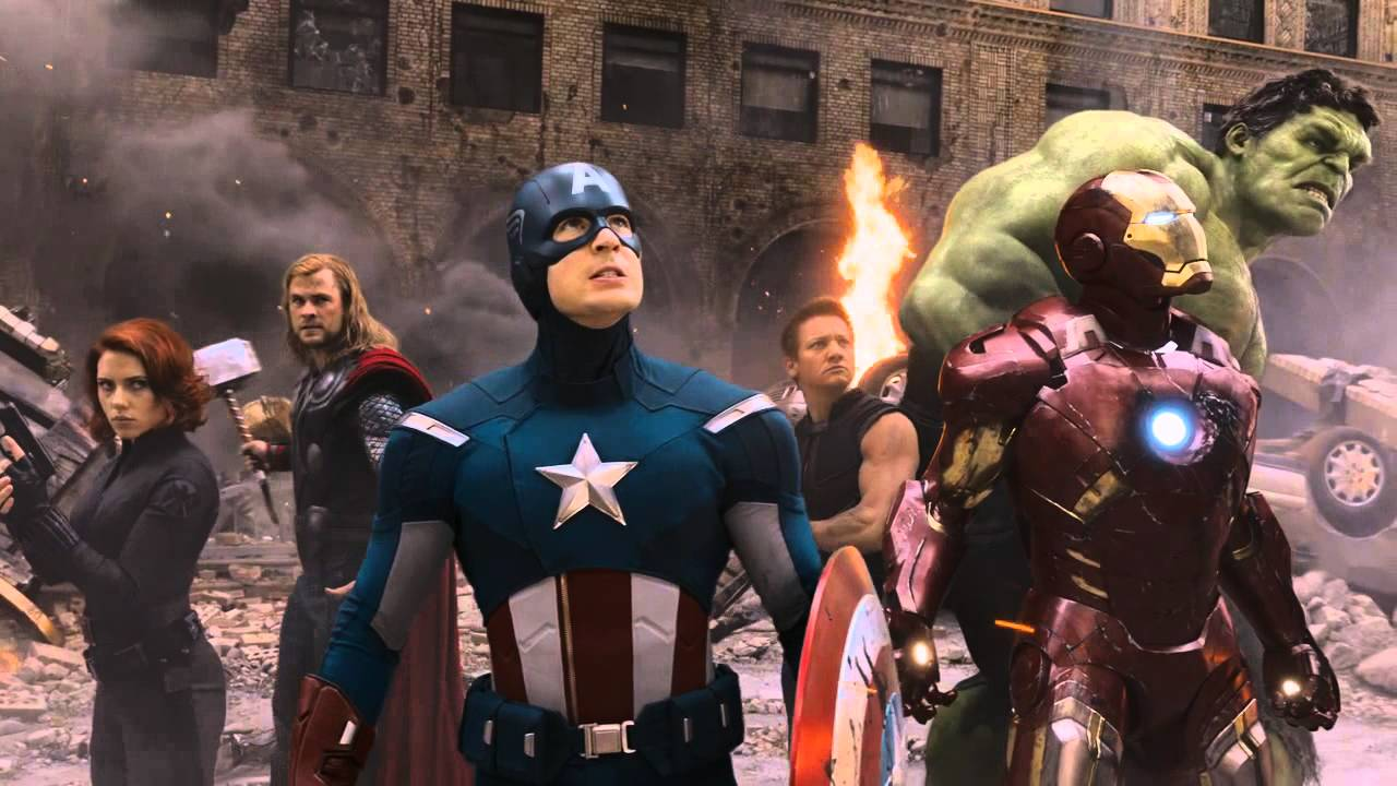 The Avengers (Picture: Marvel)