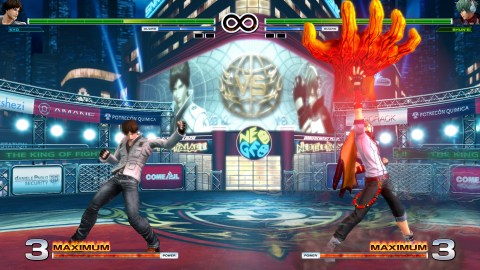 Game Review The King Of Fighters Xiv Is A Real Street Fighter