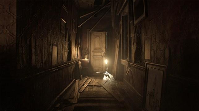 Resident Evil 7 - beware the lantern's light