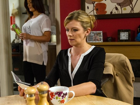 Corrie spoilers: Is it love for Imran Habeeb and Leanne Battersby?