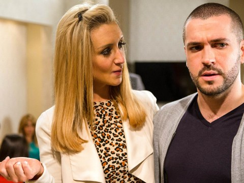 Coronation Street spoiler interview: Catherine Tyldesley talks a 'bunny boiler' Eva Price and Maria Connor showdown!