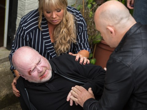 EastEnders spoilers: Death horror? Phil Mitchell collapses as Grant returns to save kidnapped Ben