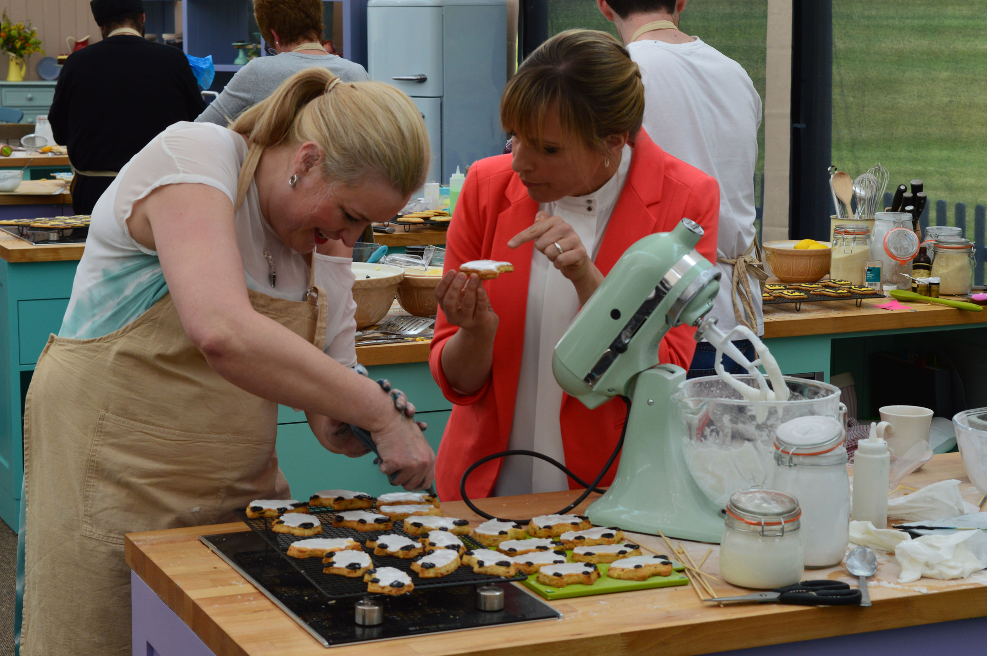 The Great British Bake Off 2016 episode 2: Here's everything that happened during Biscuit Week