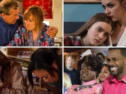 12 soap spoiler pictures: Coronation Street violence, EastEnders revenge, Emmerdale death, Hollyoaks horror