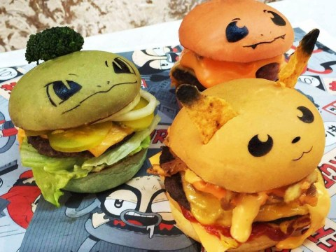 Poké-burgers are a trend even non-Pokémon Go players will get behind