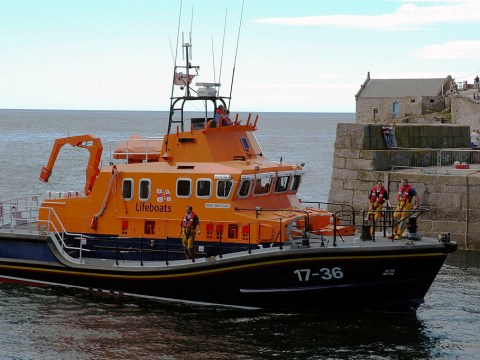 Why you should be charged if you waste the RNLI's time