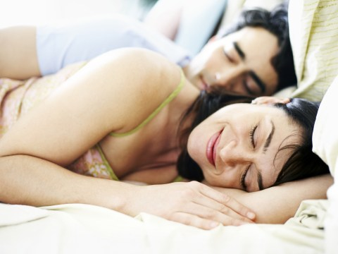 Getting more sleep could be the key to a happier relationship