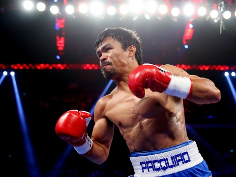 Manny Pacquiao will fight Jessie Vargas on November 5 in comeback fight