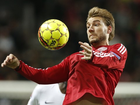 Arsenal cult hero Nicklas Bendtner emerges as shock transfer target for QPR