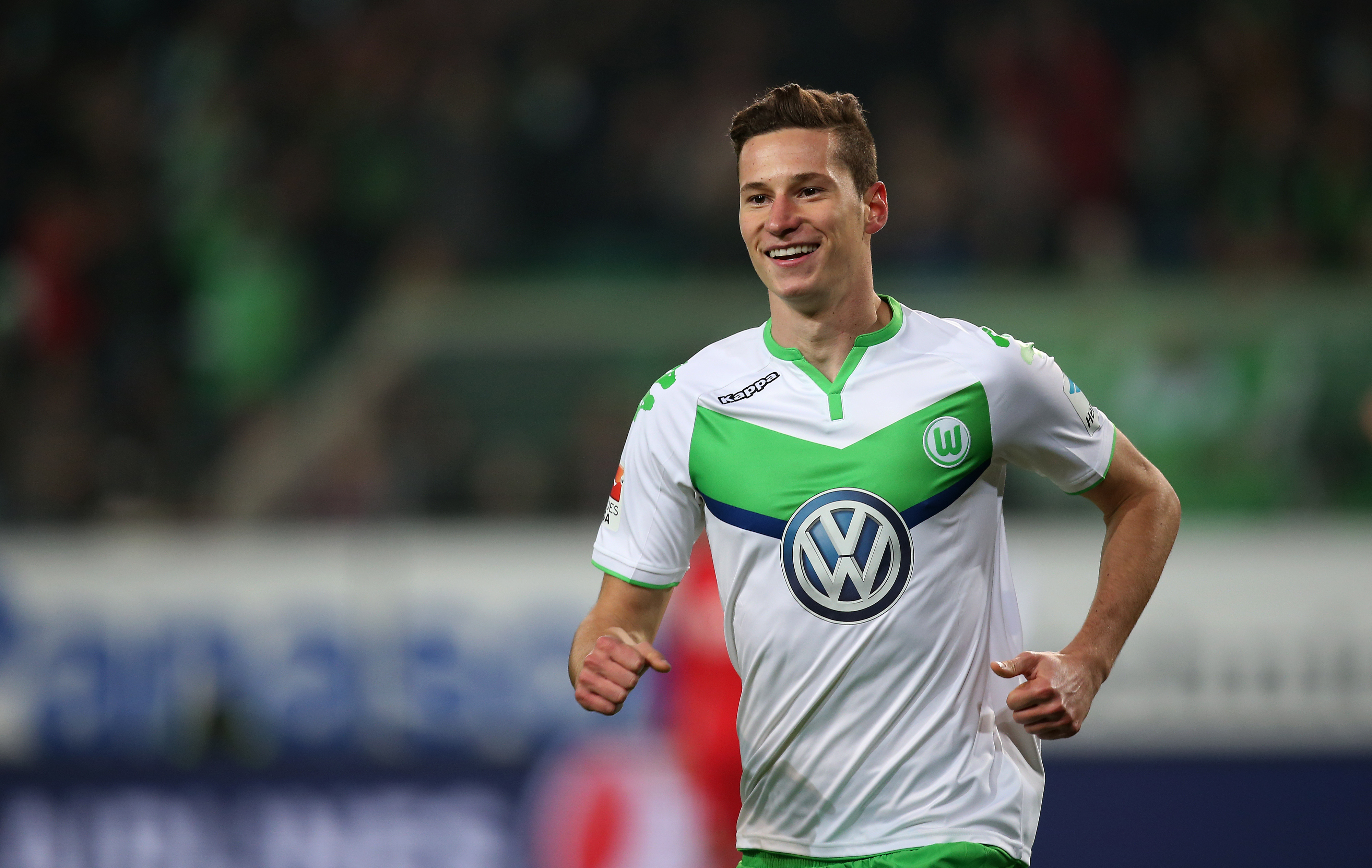 Julian Draxler left out of Wolfsburg squad to face Malmo amid Arsenal and Everton transfer rumours