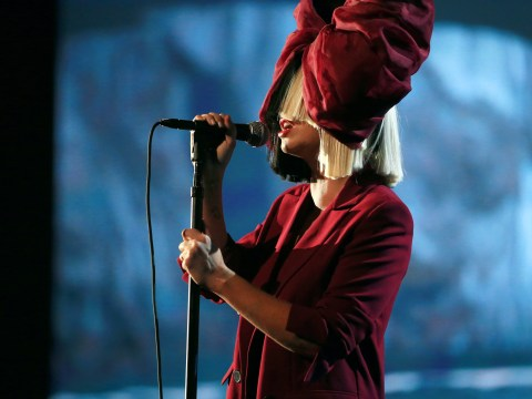 Sorry for the delay: V Festival too windy for Sia to perform