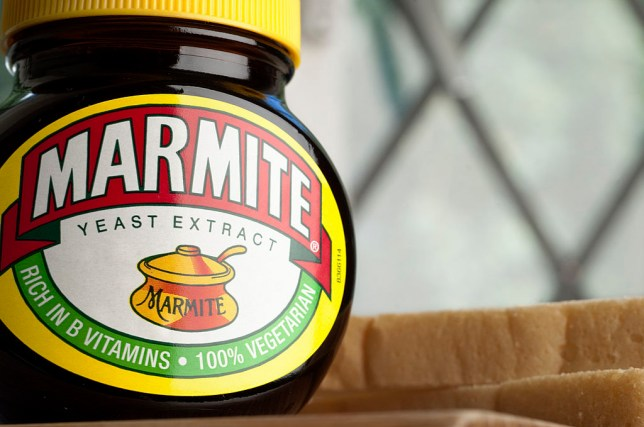 Illustrative image of Marmite, a Unilever food product. (Photo by: Newscast/UIG via Getty Images)