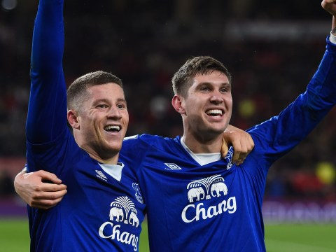 Ross Barkley admits he's 'gutted' to see John Stones leave Everton