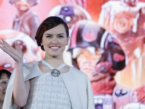 Star Wars' Daisy Ridley is starring in another massive sci-fi franchise