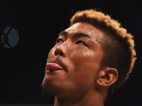 Teruto Ishihara says he only competes in the UFC to impress the ladies