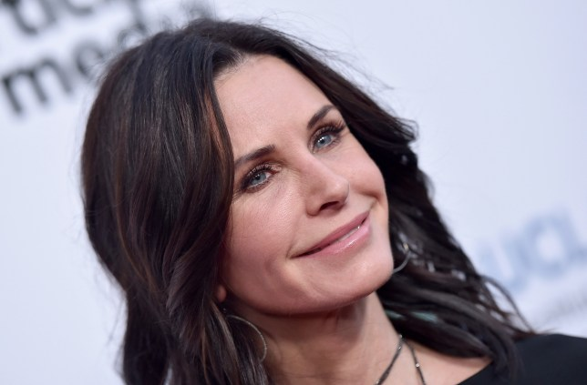 Courteney Cox has discussed her past flirtation with plastic surgery (Picture: Axelle/Bauer-Griffin/FilmMagic)