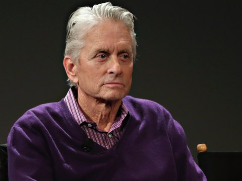 Michael Douglas is doing a theatre show with Jonathan Ross
