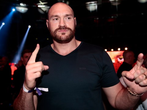 Tyson Fury aiming to face Anthony Joshua and Deontay Wilder in 2017
