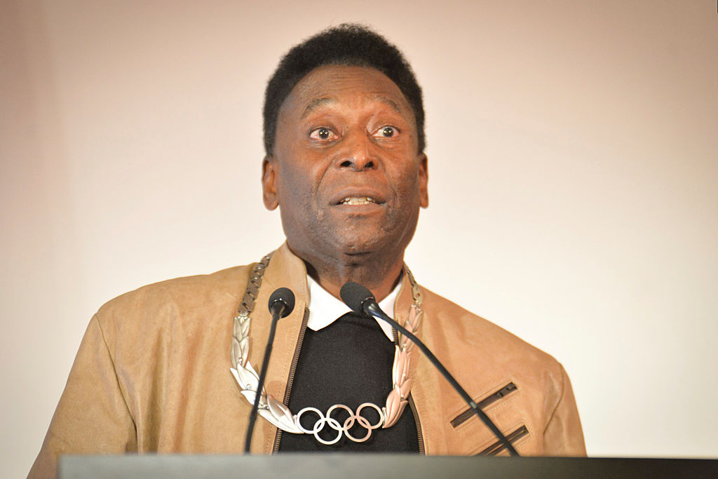 Pele pulls out of Olympic opening ceremony due to poor health