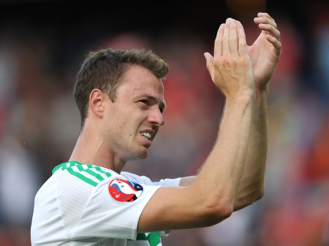 Arsenal make enquiries for Shkodran Mustafi and Jonny Evans – but they haven't made a bid