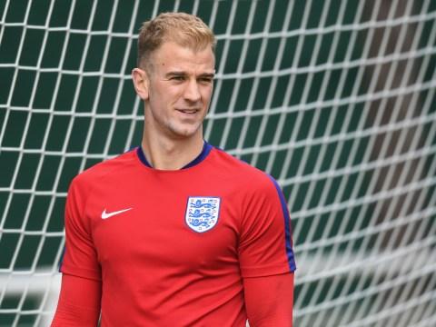 Joe Hart will 'definitely' be in my England squad for Slovakia qualifier, says Sam Allardyce