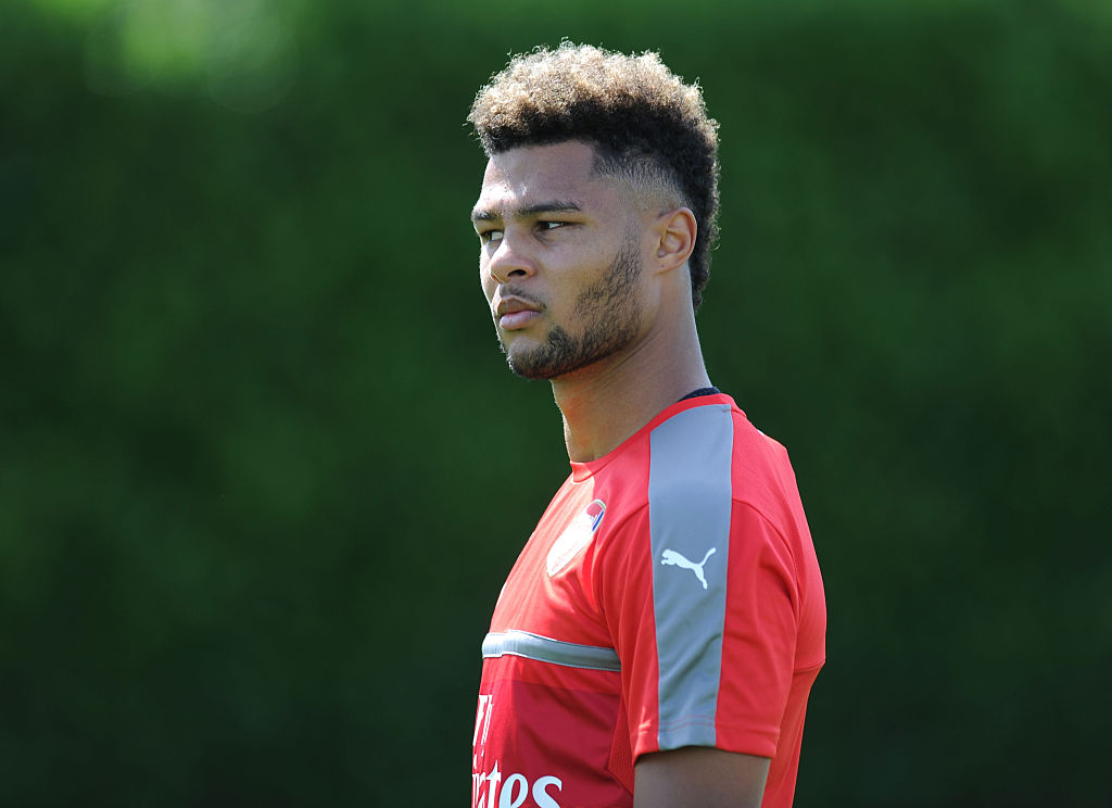 Arsene Wenger confirms Serge Gnabry was close to signing a new deal at Arsenal before shock exit