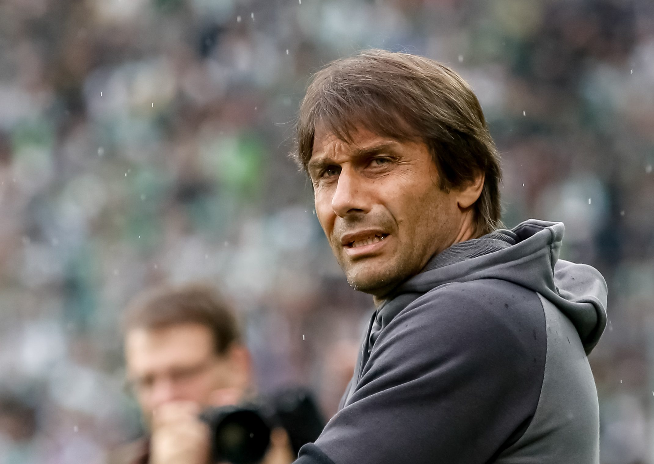 Chelsea boss Antonio Conte hints at imminent Romelu Lukaku transfer