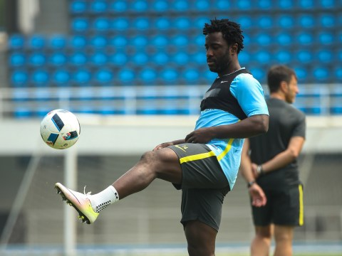 West Ham want to sign Manchester City striker Wilfried Bony before end of window