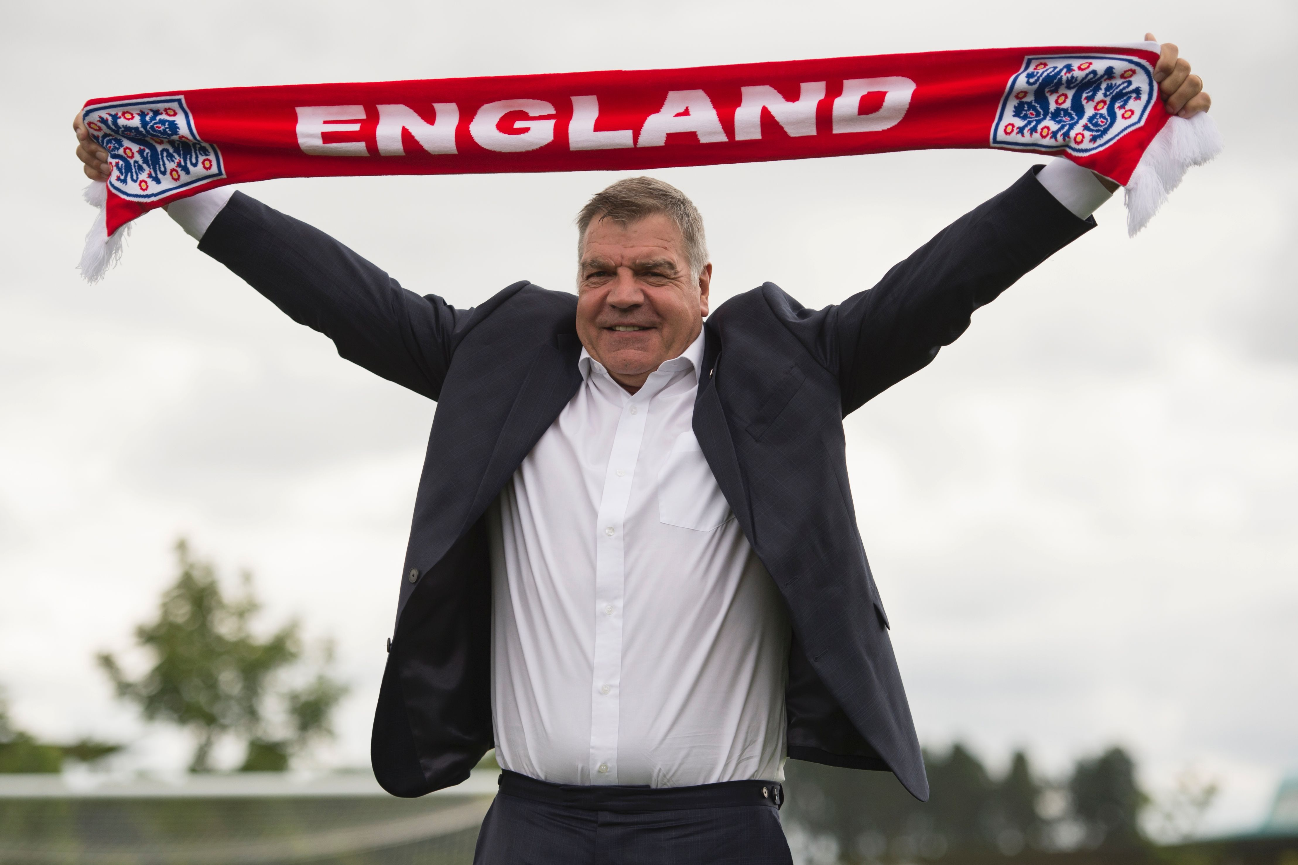 Sam Allardyce names Michail Antonio in his first England squad