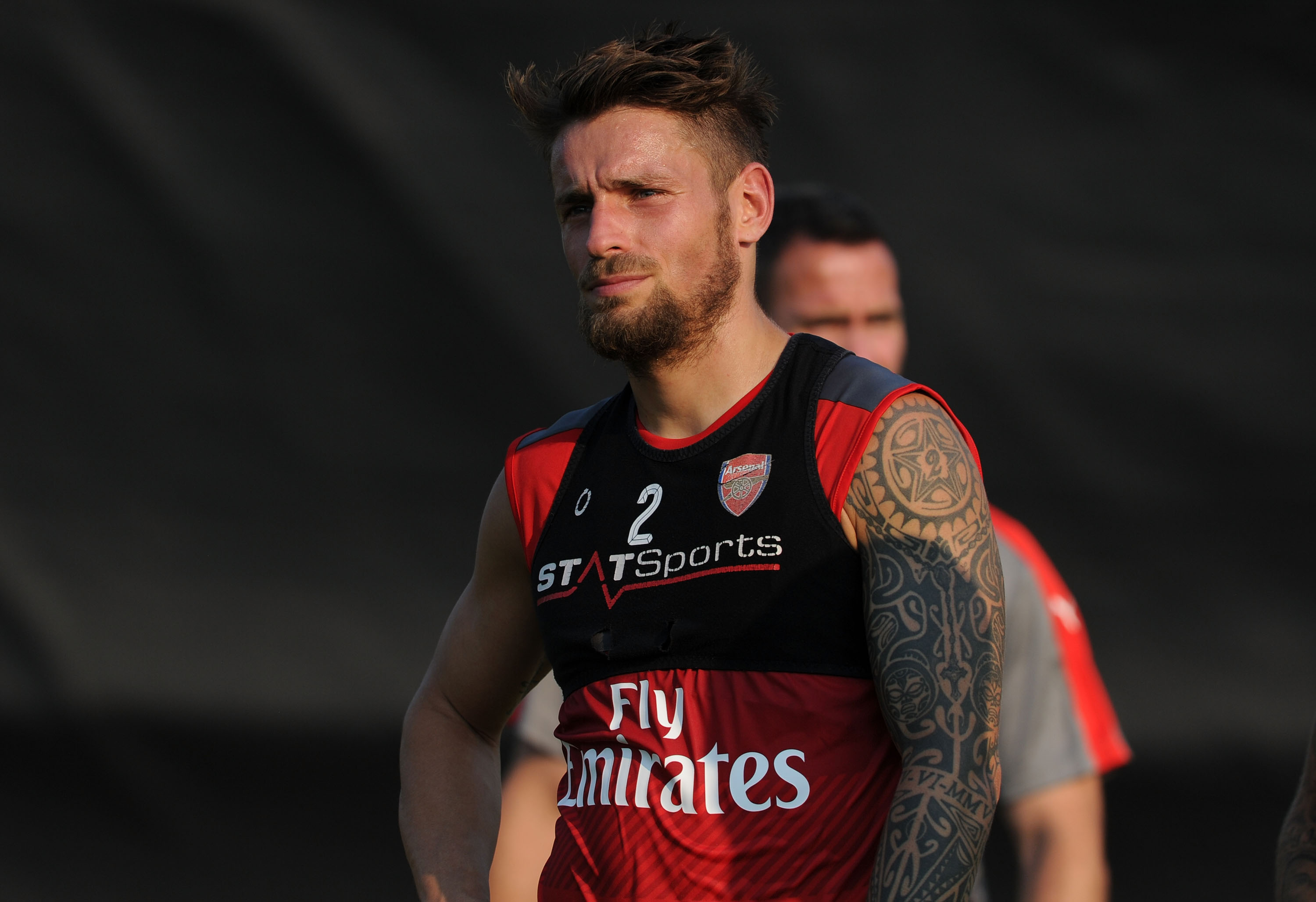 Mathieu Debuchy has opportunity to join Galatasaray after Arsenal accept bid