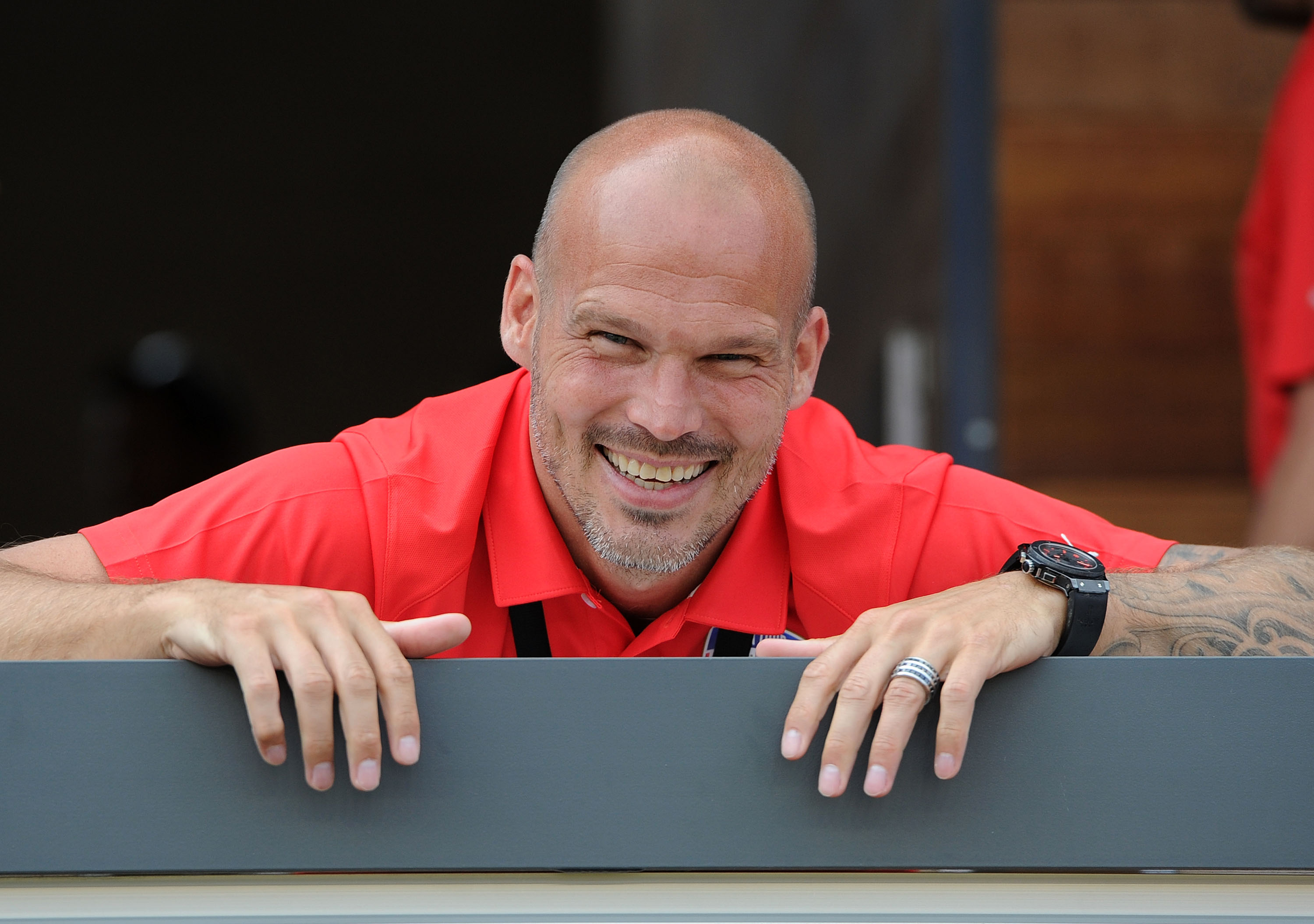 Arsenal legend Freddie Ljungberg lined up by Arsene Wenger to replace Thierry Henry