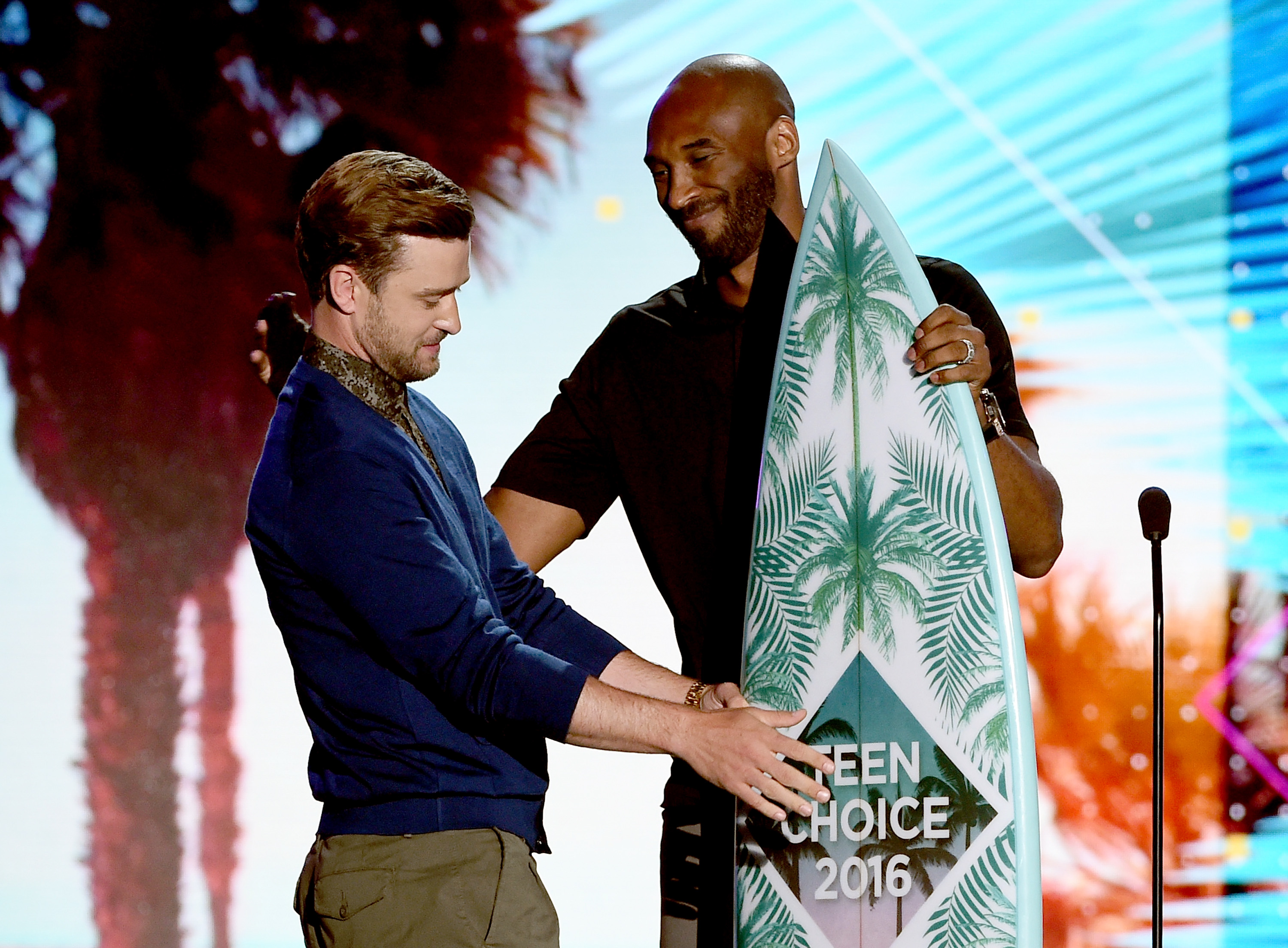 WATCH: Justin Timberlake gives powerful speech at Teen Choice Awards as he wins Decade Award