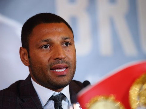 Kell Brook ready to write himself into history books against Gennady Golovkin