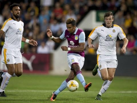 Aston Villa winger Scott Sinclair closing in on transfer move to Celtic