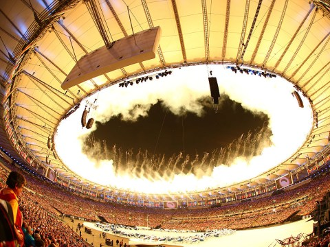 Nobody in Britain could quite understand what was going on during the Olympic opening ceremony